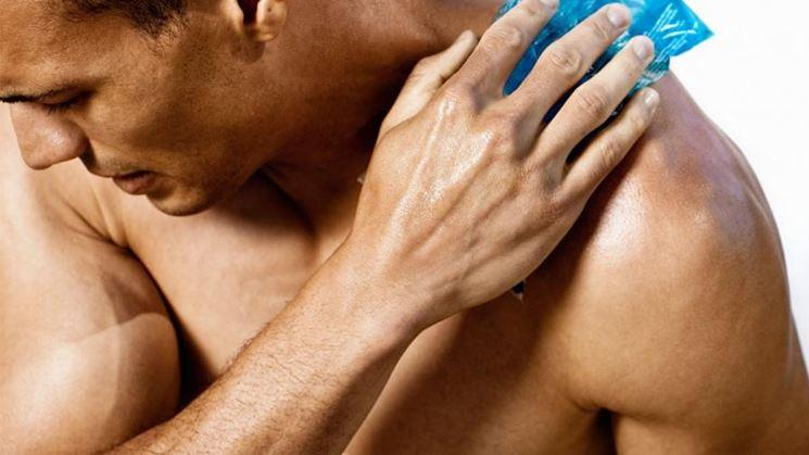 Periartrite spalla, dolori