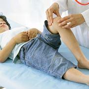 Visita al ginocchio