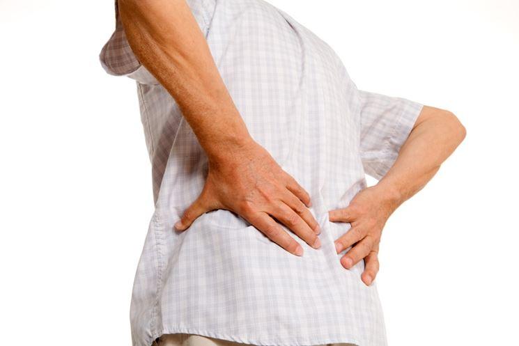Postura spondilite