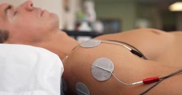 Elettrostimolatore a fini terapeutici