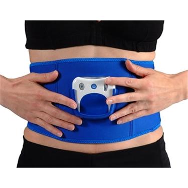 Cintura elettrostimolatrice muscolare