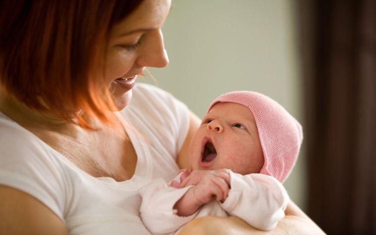 Vomito neonato