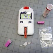 Apparecchio per misurare il colesterolo