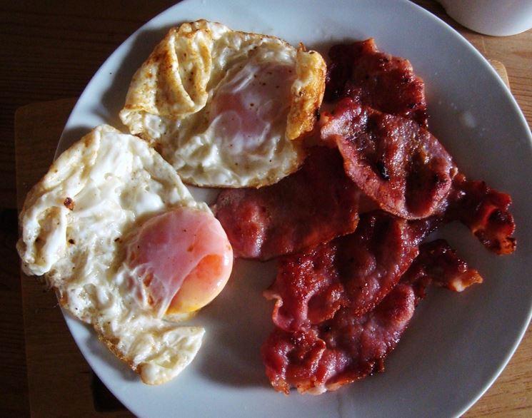 Alimenti ricchi di colesterolo