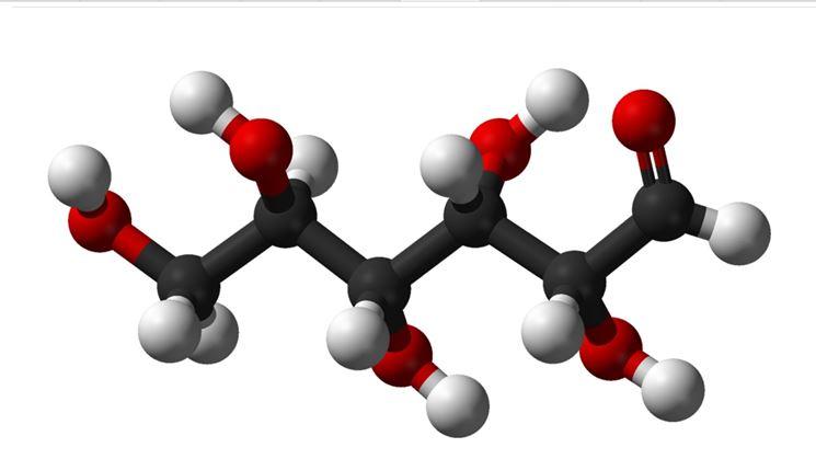 Molecole glucosio