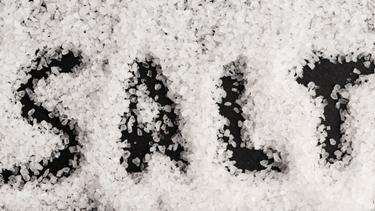 Il sale e il sodio basso