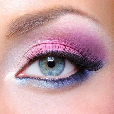 colori per trucco occhi azzurri