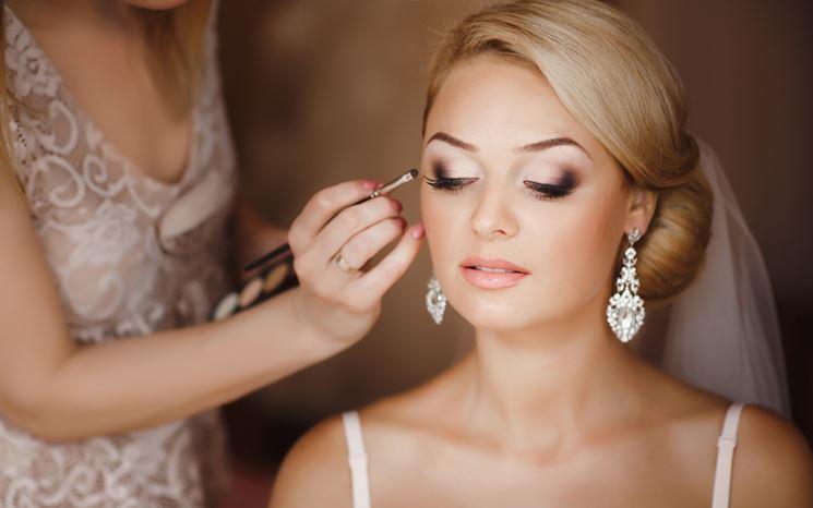 make-up viso