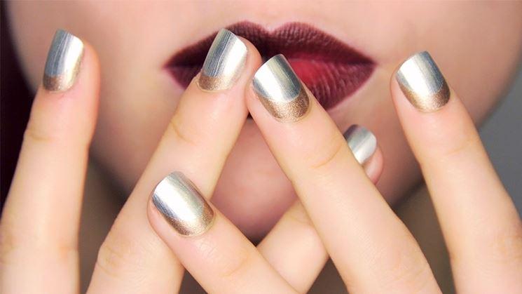unghie per capodanno